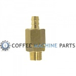 Isomac Expansion Safety Valve